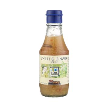 泰国进口 蓝龙牌姜蓉辣椒酱蘸酱 2瓶售 190ml*2瓶
