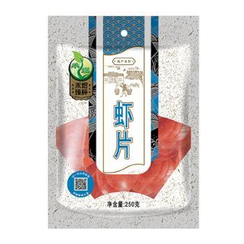 禾煜虾片 250g*2袋