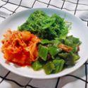 每日食客调皮小梗、沙拉海藻、辣白菜组合装