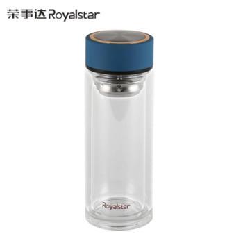 荣事达RB1822-320乐佳保温玻璃杯320ml