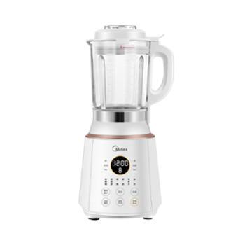 美的(Midea)MJ-PB12Easy219破壁机料理机榨汁婴儿辅食机可预约果汁机破壁机1.75L