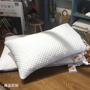 极云(Polar Cloud) 60支全棉透气婴童枕头芯 可水洗儿童枕头(单只)