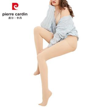 皮尔卡丹打底裤袜秋季新款远红外线抗菌连裤袜