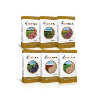 白琵鹭泰来特产杂粮组合6盒谷物营养组合2.65kg真空装