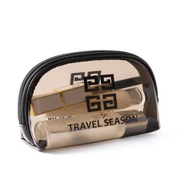 透明化妆包洗漱包大中小号可选便携旅行收纳袋盒随身洗漱品包
