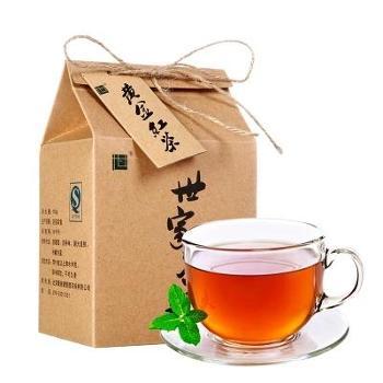 保靖黄金茶(红茶50g)