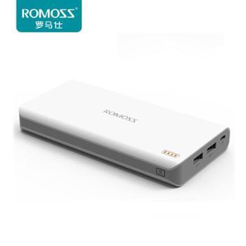 罗马仕(ROMOSS)Sense 6 20000毫安移动电源/充电宝