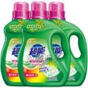 超能洗衣液750g*3瓶