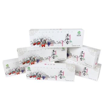 尚恩朗 果味杞圆茶(三泡台) 精美礼盒10袋包装甘肃张掖特产