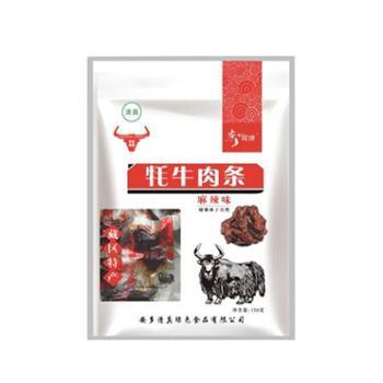 安多牦牛肉条麻辣味130g