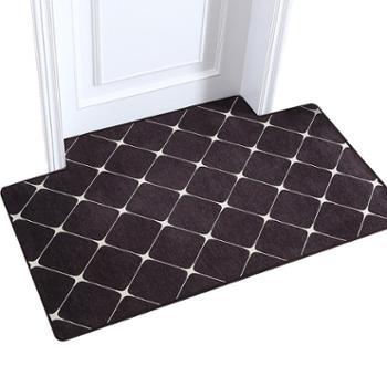 北欧地垫地毯门垫进门吸水脚垫入户门蹭脚垫门口门厅客厅家用垫子