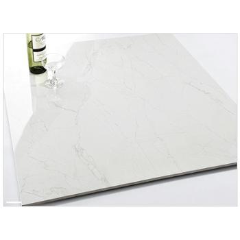 爵士白通体金刚石客厅地砖800x800现代简约防滑耐磨地板砖背景墙