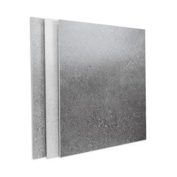 精雕柔光水磨石通体砖客厅瓷砖800x800餐厅砖灰色地砖卧室地板砖