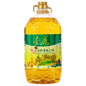 5L珍香小榨葵花仁油