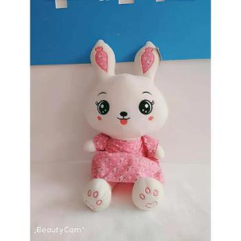 康之宝大眼兔60cm毛绒玩具