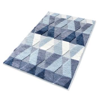 双层植绒家用吸水防滑垫客厅地毯地垫
