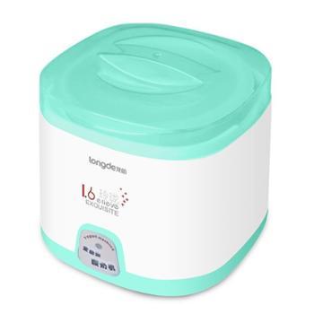 龙的(longde)酸奶机家用迷你全自动恒温发酵304不锈钢内胆 LD-SN10B