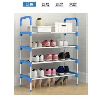 多层鞋架收纳简易现代门厅柜经济型宿舍防尘架子