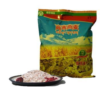高寒燕麦片600克