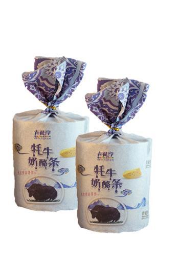 青藏淳青藏淳精品牦牛奶酪条126克X2