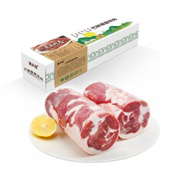 塞北诺巴林草原羊肉羔羊肉卷2.5kg