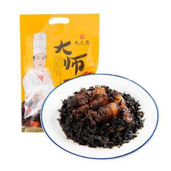 知味观 干菜焖肉200g 杭州特产菜梅干菜扣肉
