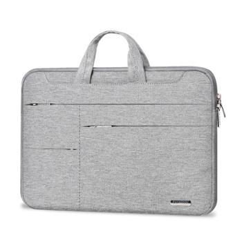 手提电脑包适用联想苹果戴尔华硕12单肩14笔记本15.6寸内胆包17.3男女13.3华为小米macbook小清新pro15air13