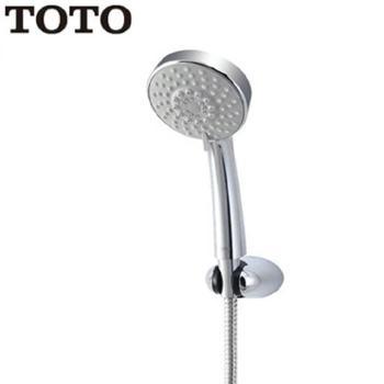 TOTO(东陶)卫浴 【推介】五模式手持花洒DM706CMFR淋浴花洒头