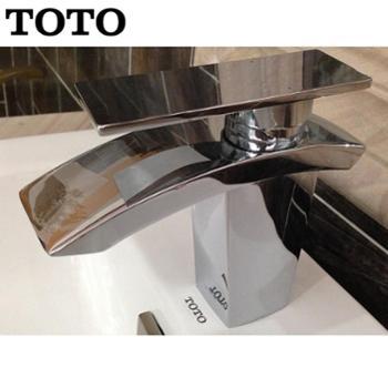 TOTO(东陶)卫浴【超值推介】单孔冷热双控面盆水龙头DL317R