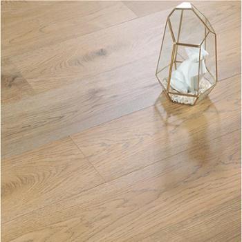 北欧E0级环保橡木大板15mm三层实木复合木地板多层防水地暖 J28 1㎡