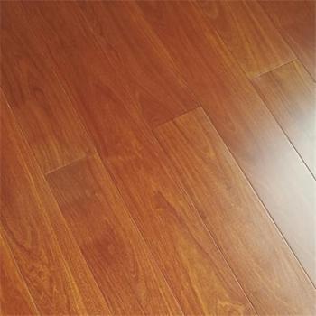 香脂木豆红檀香原木纯实木地板 浓香型 免龙骨锁扣耐地热地暖 家用环保耐磨