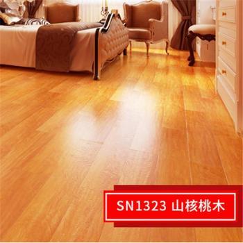 欢韵E1级强化复合地板 12mm防水耐磨客厅卧室地暖木地板SN1323