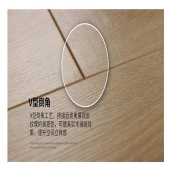 地板仿滑耐磨E0级环保强化复合地板12mm
