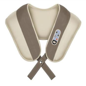 颈椎按摩器家用电动肩颈部捶打按摩披肩简FL-8102D
