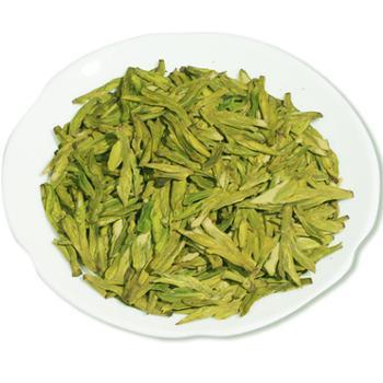 陇乡源 康县龙井茶叶500g 明前茶 罐装
