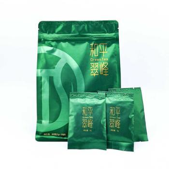 和平茶业紫阳富硒茶新茶一级翠峰绿茶60g