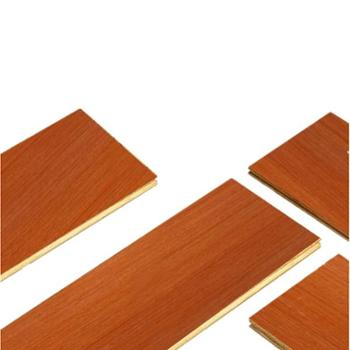 伐木时光 金刚柚木本色 纯实木地板