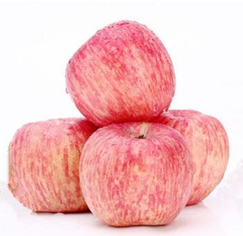 苹果 晋梦园吉县红富士 85# 10斤/箱 净重8.3