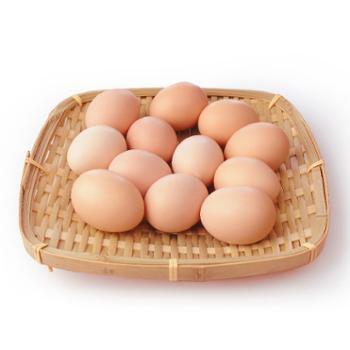 张许秋散养新鲜土鸡蛋30枚