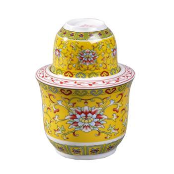温酒壶 景德镇陶瓷家用中式暖酒器瓷器酒具套装