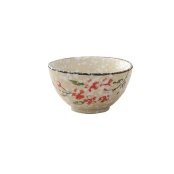 【米饭碗】佰润居日式手绘家用吃饭碗