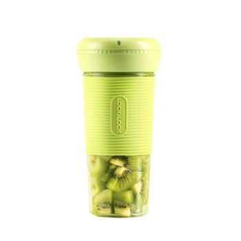 乐扣乐扣便携果汁杯 EJM247-绿色/粉色 随机发货