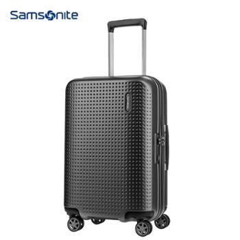 新秀丽(Samsonite)20寸优质PC材质拉杆箱型号:AG2系列