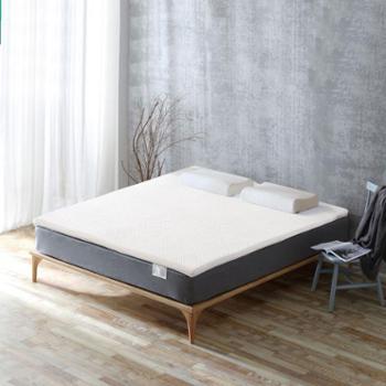 凯诗风尚进口天然乳胶床垫1.5/1.8m榻榻米七区平板按摩乳胶