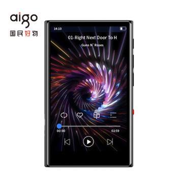 爱国者/Aigo M2 mp3 mp4全面屏4.0英寸 无损音视频播放器