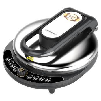 利仁LR-A8345新款加深加大智能电饼铛旋钮调控双面加热家用煎饼机烙饼锅