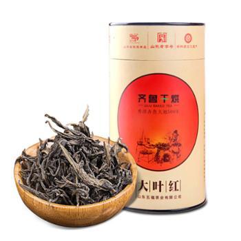 齐鲁干烘大叶红干烘黄大茶150g*2罐