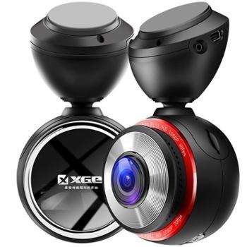 行车记录仪高清夜视双镜头汽车载带倒车影像360度全景一体
