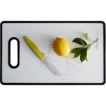 菜板 家用案板小号切水果粘板加厚pp创意塑料砧板切菜板