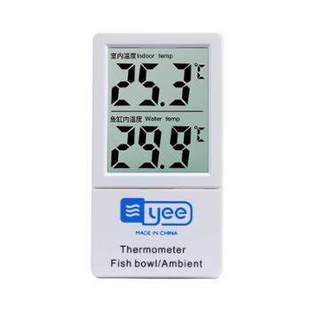 鱼缸温度计电子数显led水温计水族专用鱼缸高精度防水草缸测水温